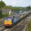 47818 + 47790 working 1Z57 Edinburgh to Southampton Eastern Docks roar past Worting Junction<br /> <br /> 2 August 2011