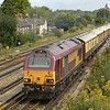 67002 'Special Delivery' with a Victoria - Bath VSOE excursion<br /> <br /> 9 August 2011