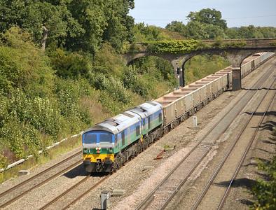 Trains August 2011