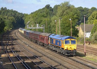 Trains July 2011