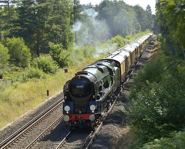 Trains June 2011
