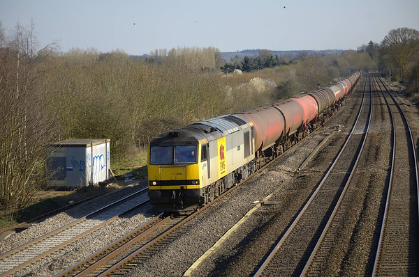 Trains March 2011