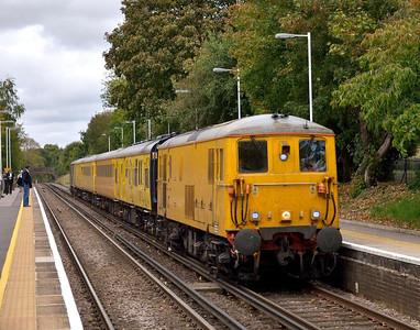 Trains October 2011