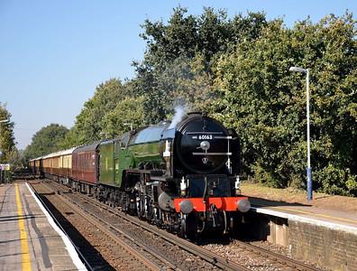 Trains September 2011