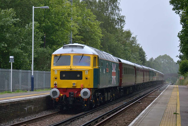 Trains July 2012