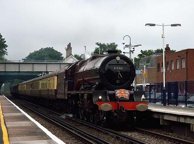Trains June 2012
