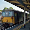 73107 leads test train1Q05 as it roars through Hersham with 73138 at the rear<br /> <br /> 9 October 2012
