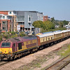 67016 + 67026 pass Eastleigh with 1Y93 VSOE excursion from London Victoria - Southampton E.Docks<br /> The formation consisted of coaches : 99545 + Lucille Ibis Gwen Cygnus Minerva Phoenix Perseus Vera Audrey Zena + 6313<br /> <br /> 5 September 2012