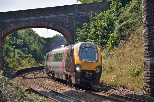 Trains August 2013