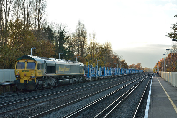Trains December 2013