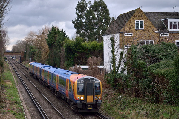 Trains February 2013