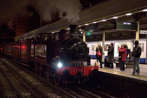 Trains January 2013
