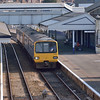 143603 waits at Paignton to form 2E48 the 1835 service to Exeter St Davids<br /> <br /> 8 July 2013