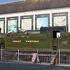 GWR 2-8-0 Tank No.5239 'Goliath' parked at Paignton<br /> <br /> 8 July 2013