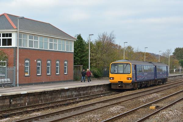 Trains November 2013