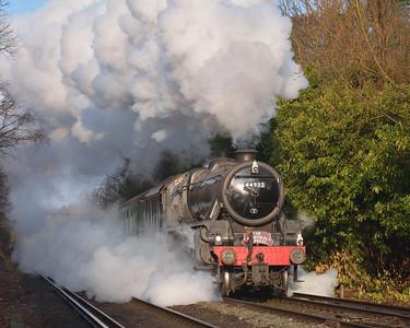 Trains March 2014
