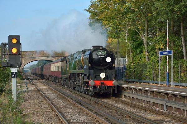 Trains October - December 2014