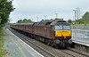 West Coast Class 47 No.47237 races through Iver on the Up Main at the head of 5Z40 ECS working from Bristol Kingsland Road to Southall <br /> <br /> 1 September 2014
