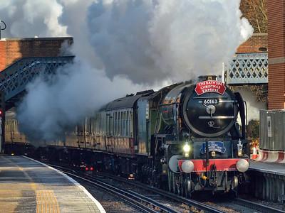 Trains December 2016