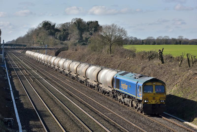 Freightliner Blue