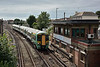Southern Class 377 No.377426 leaves Bognor Regis forming 1C55 the 13.30 service to Three Bridges<br /> The service was then cancelled between Three Bridges and London Victoria due to a problem with an electrical fire on the line near Gatwick <br /> <br /> 26 July 2016