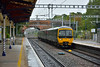 Turbo 165105  rolls into Twyford with 2R35 12.12 service fom  London Paddington to Reading<br /> <br /> 30 August 2017