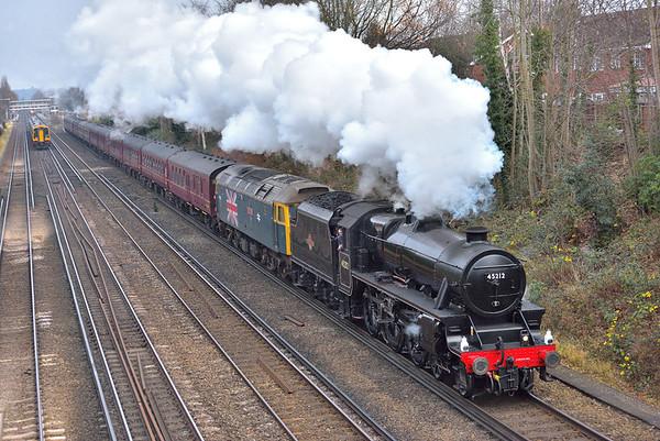 Trains December 2017