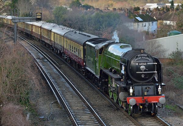 Trains February 2017