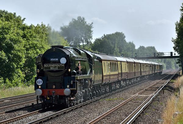 Trains July 2017