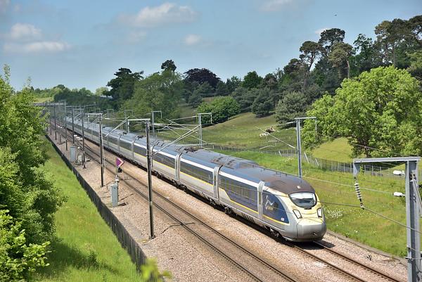Trains May 2017