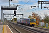 165133  speeds past Burnham on the main Line with 1D24 / 11.50  service from London Paddington to Oxford<br /> <br /> 16 November 2017