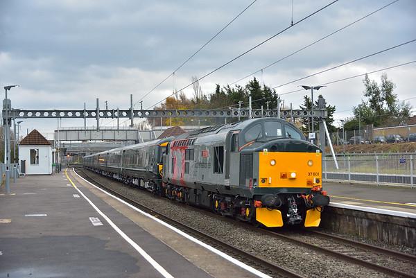 Trains November 2017