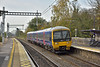Turbo 165126 passes Taplow with 1P45 13.01 service from  Oxford to Paddington<br /> <br /> 1 November 2017