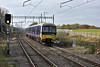 Turbo 165120 still in FGW colours approaches Iver working  2P44  the 10.37 service from  Oxford to Paddington<br /> <br /> 9 November 2017
