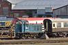 Eastleigh works shunter 07007