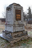 Sons of Martha monument in Moosonee