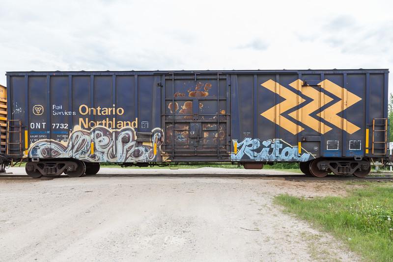 Boxcar 7732.