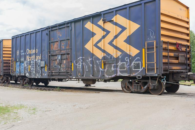Flatcar 7717.