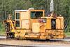 52-1791 Maintenance of Way equipment in Moosonee.