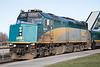 VIA locomotive 6414.