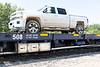 Storage compartments flatcar ONT 100508.