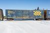 Boxcar 2706 at Moosonee.