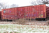 Canadian Pacific Railway Holiday Train boxcar CP220127.