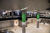 Union Station new unopened concourse level