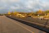 Track work at Moosonee train stration 2017 October 8th.