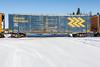 Boxcar 2707 at Moosonee.