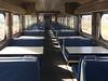 Seating area Ontario Northland Railway snack car 702 heading north 2017 May 16