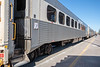 Polar Bear Express passenger consist 2018 May 29th coach 614, snack 701, coaches 653 and 651.