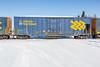 Temperature controlled boxcar 252.