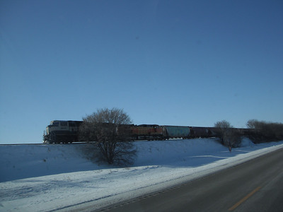 Trains Around